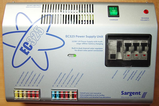 EC 325 PSU Power Supply Unit